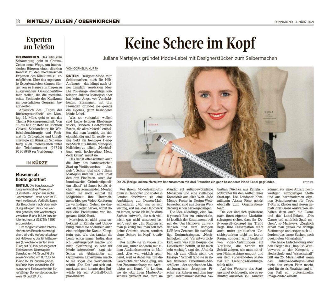 Schaumburger Nachrichten 1