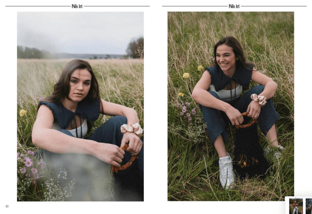 JULIANA MARTEJEVS in PolisArt Magazine